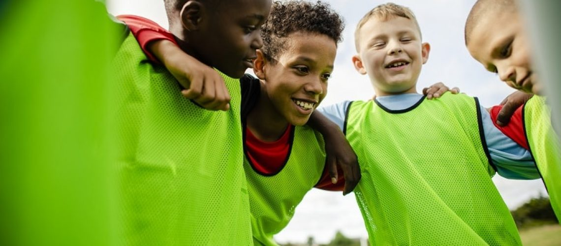 Team sports for kids with hearing loss